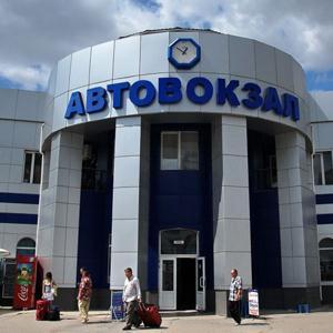 Автовокзалы Борового