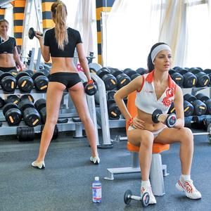 Фитнес-клубы Борового