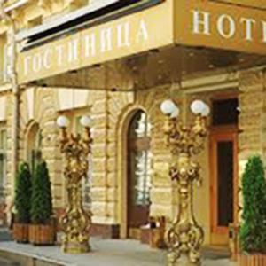 Гостиницы Борового