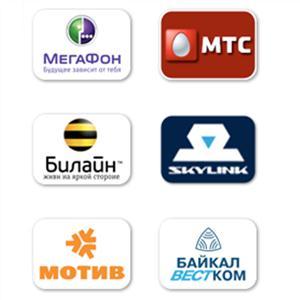Операторы сотовой связи Борового