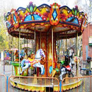 Парки культуры и отдыха Борового