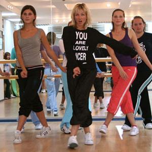 Школы танцев Борового