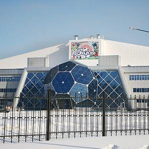 Спортивные комплексы Борового